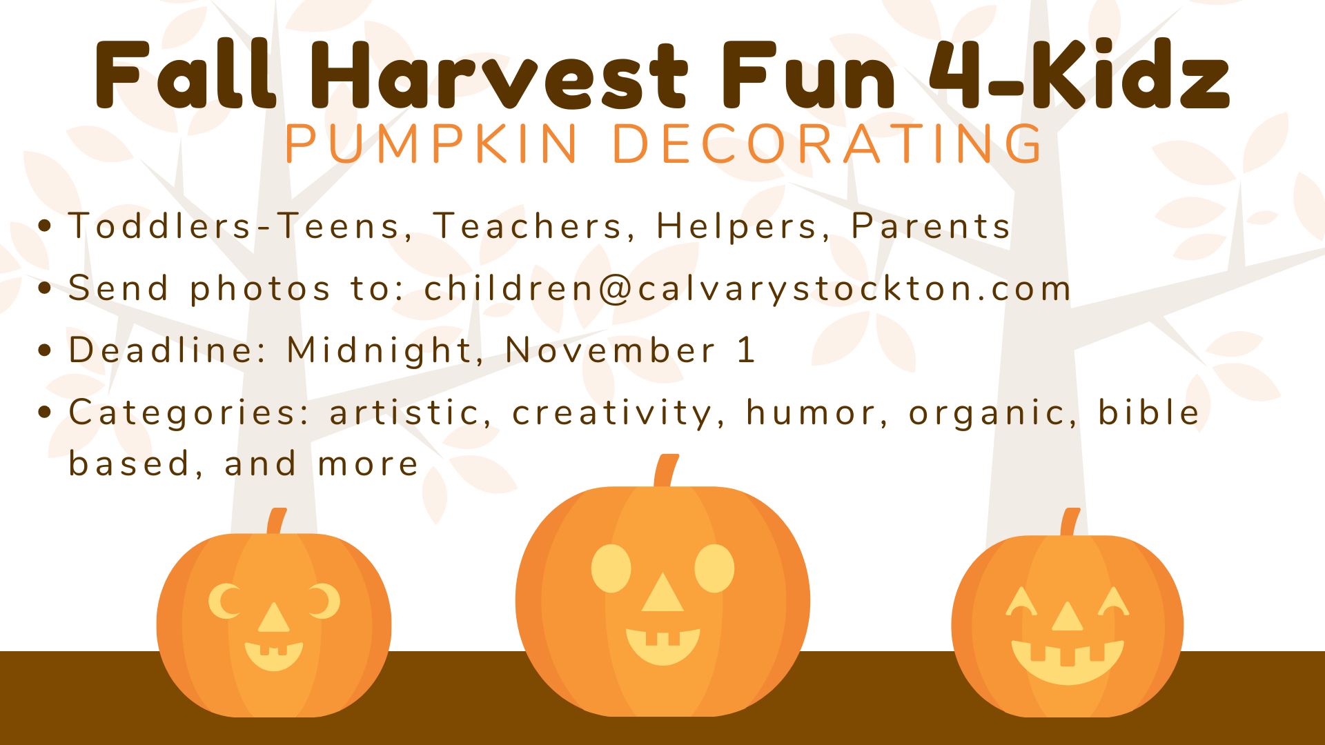 Fall Harvest Fun 4-Kidz (1)